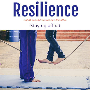 Resilience - Staying afloat