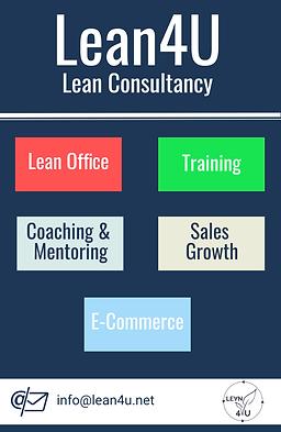 Lean Consultancy Lean4U