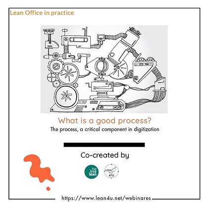 Processes & Digitalization