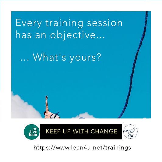 Training Programs - Lean4U.net