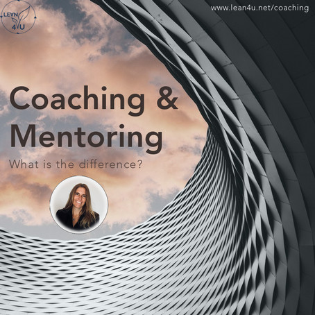 Do I need a coach? Or do I need a mentor?