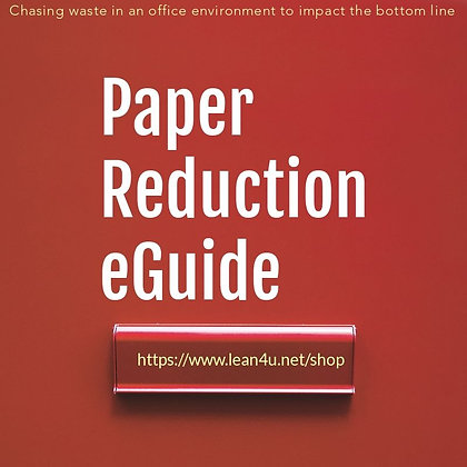 Paper Reduction eGuide