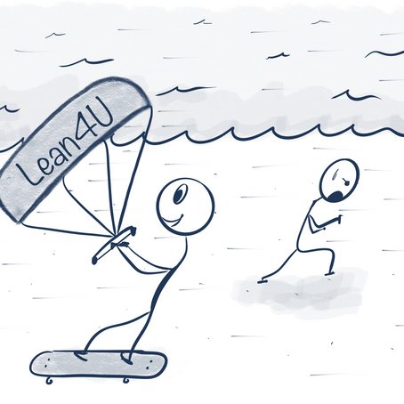 Organizational Change - Running against the wind or Riding the wind...