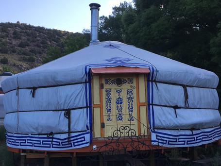The Way of the Yurt