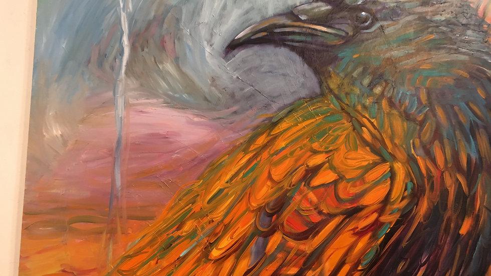 Raven Sees Lightning