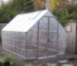Greenhouse in Hudson