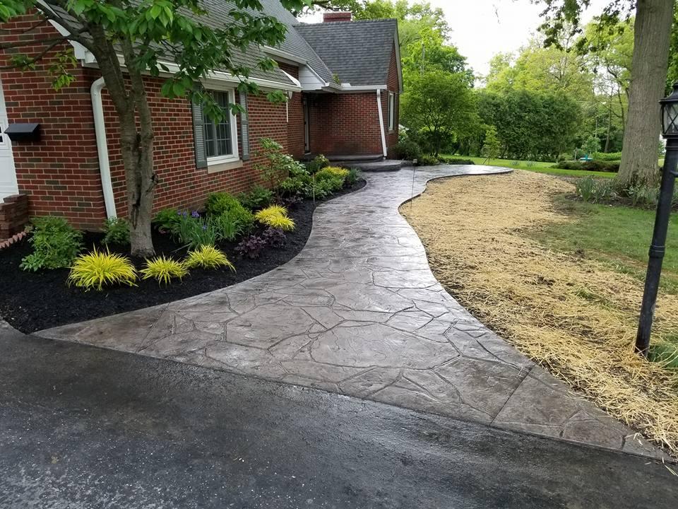Warm Welcome Concrete