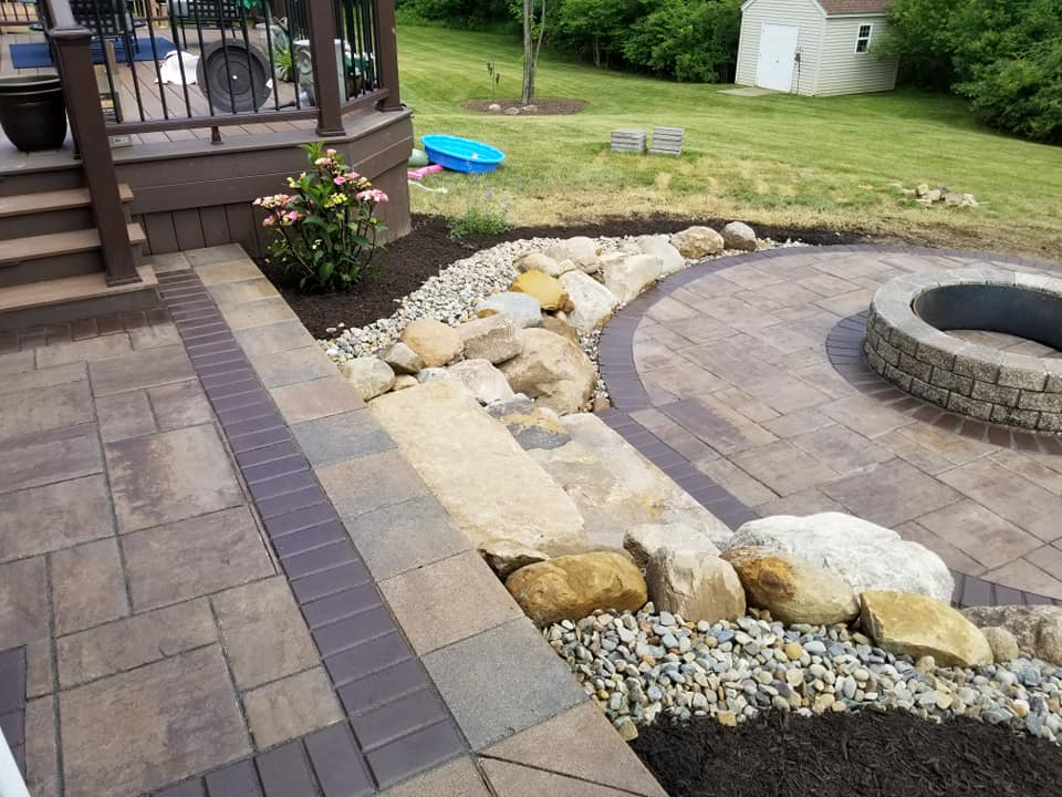 Unilock Pavers and Stone