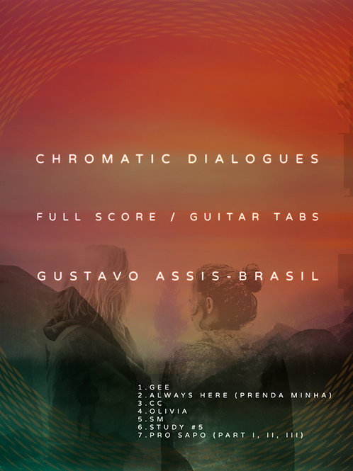Chromatic Dialogues Songbook (ebook)