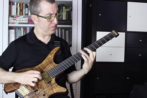 Invention #8 (J.S.Bach)