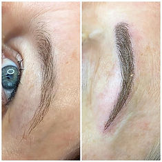 How stunningly natural are these brows.j