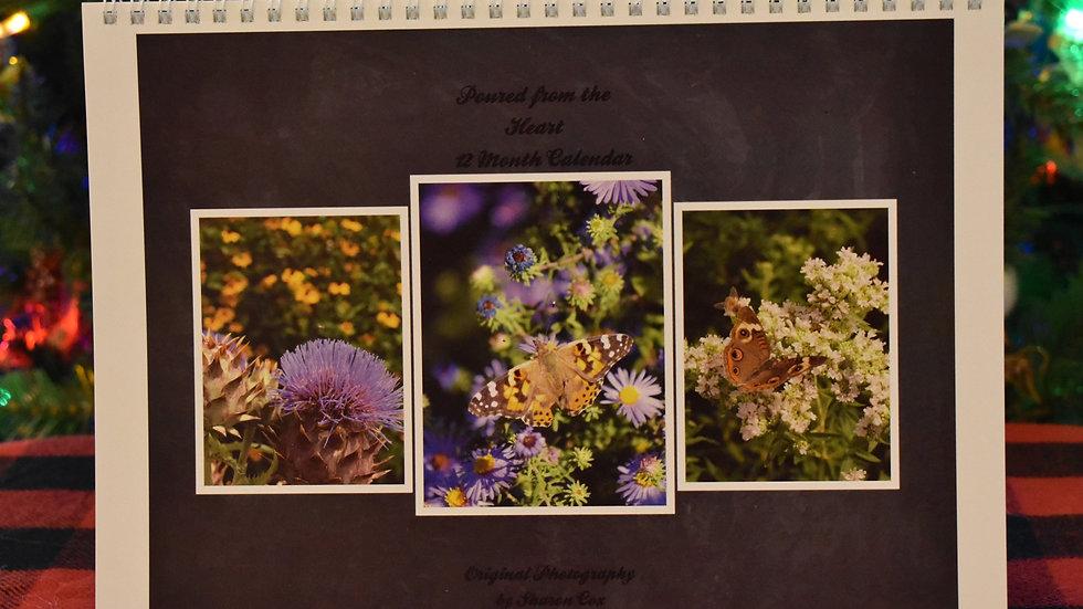 2021 Original Photography Calendar by Sharon Cox