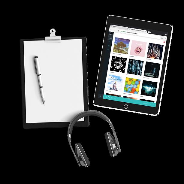Music Service: Dedicated Playlists