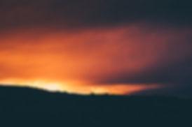 Sunset, Badlands National Park, South Dakota, USA