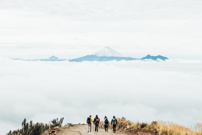 Quilotoa, Volcanic Lake, Ecuador