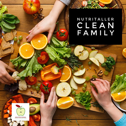 NUTRITALLER CLEAN FAMILY