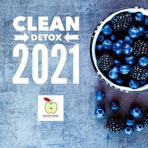 CLEAN DETOX 2021