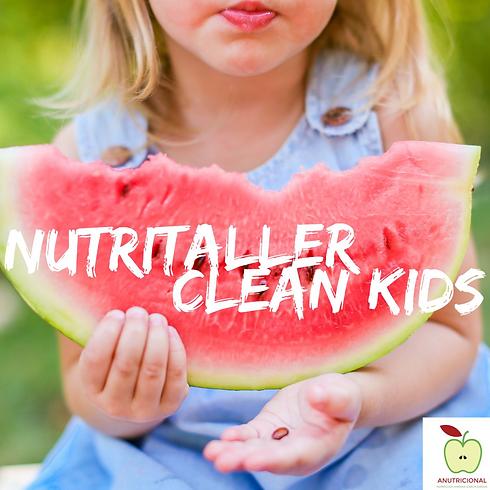 NUTRITALLER CLEAN KIDS