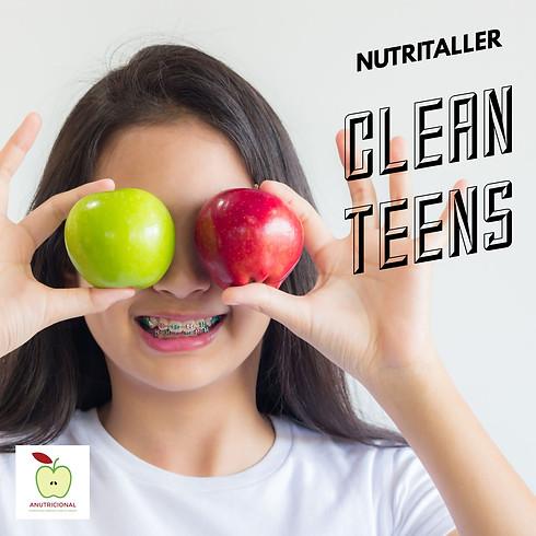 NUTRITALLER CLEAN TEENS