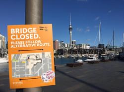 Auckland Viaduct, NZ