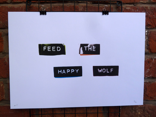 Feed The Happy Wolf