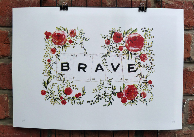 Grow To Be Brave