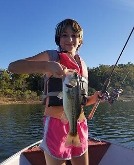 best lake to fish in arkansas