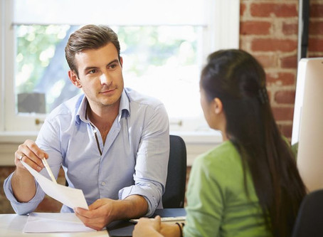 7 Questions to Ask Yourself When Interviewing Recent Grads for a Sales Position