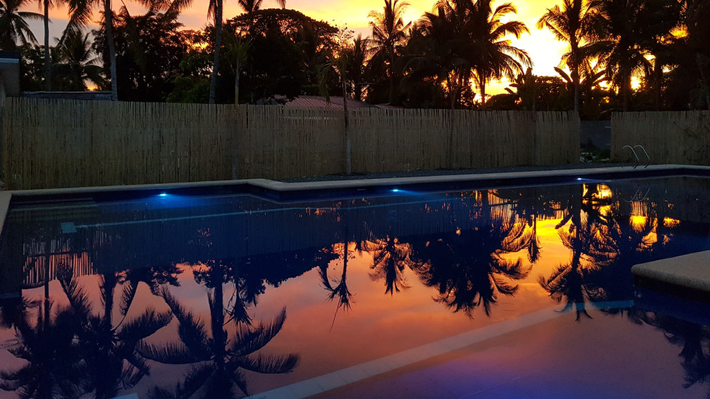 보홀리조트 수영장 09 - 라팡리조트 la pang resort