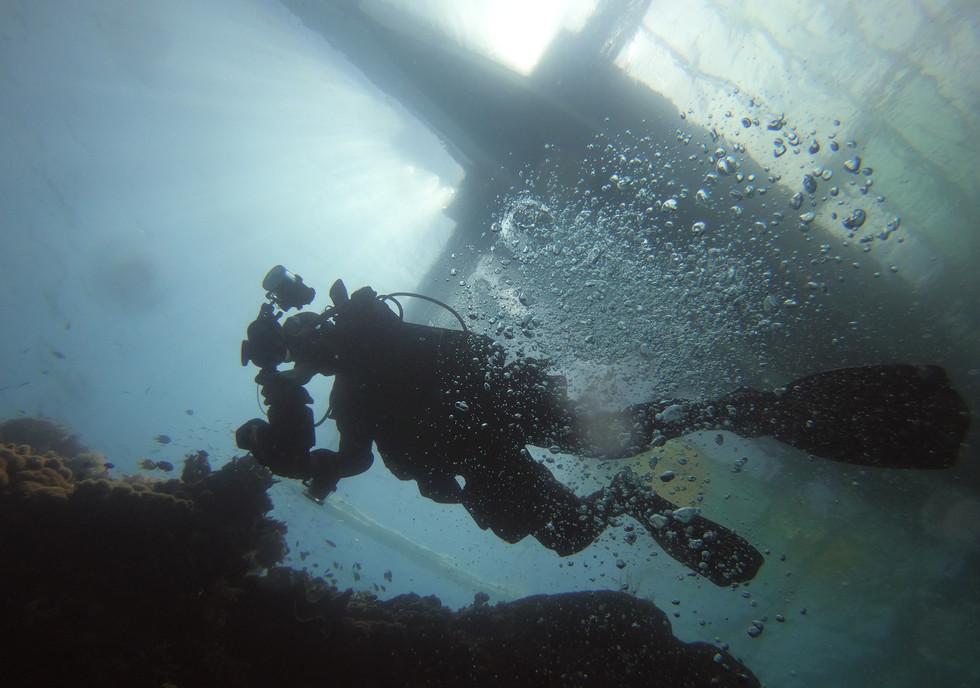 보홀 다이빙 07 - 라팡리조트 다이빙샵