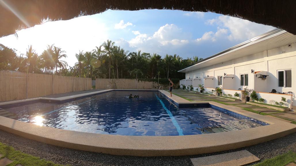 보홀리조트 수영장 07 - 라팡리조트 la pang resort