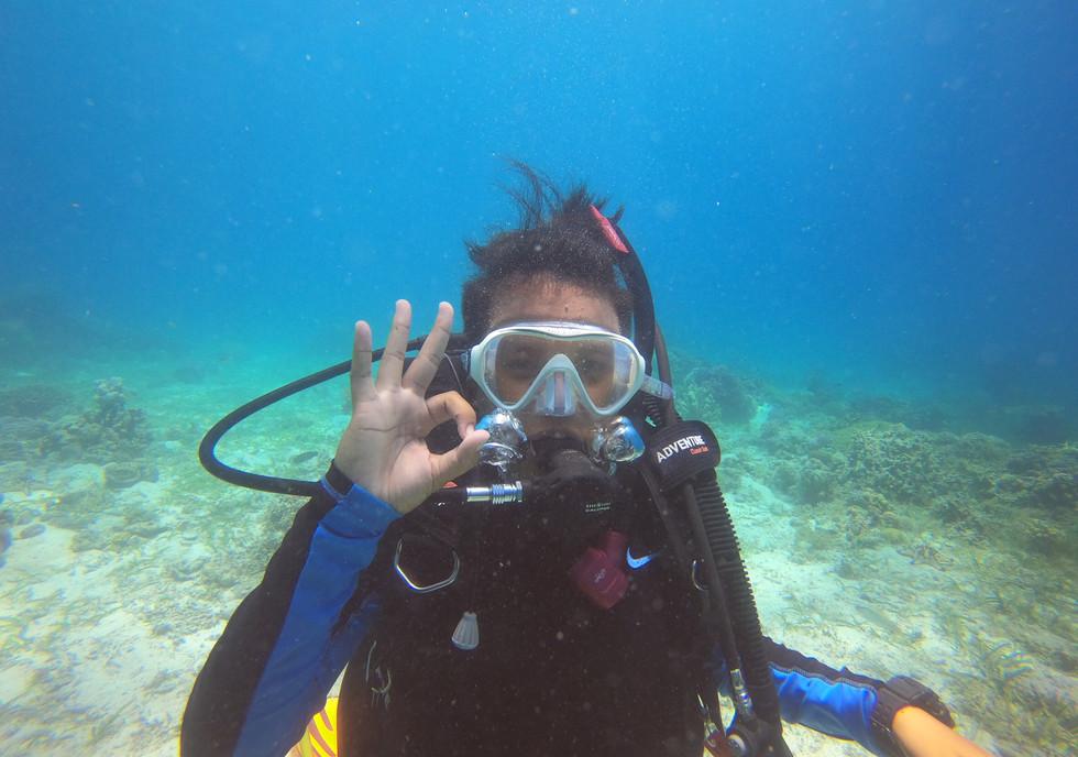 보홀 다이빙 05 - 라팡리조트 다이빙샵