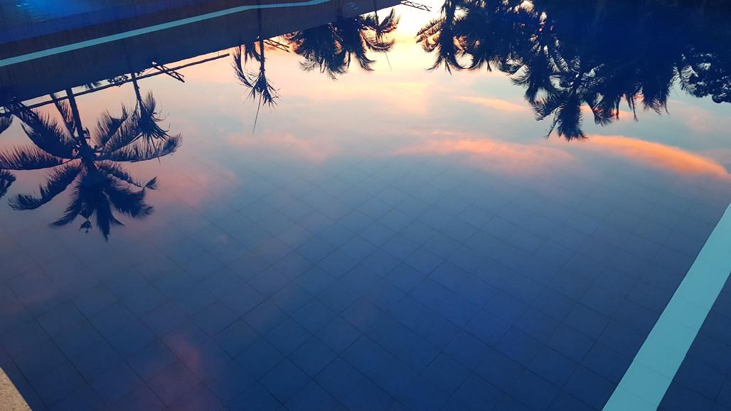 보홀리조트 수영장 08 - 라팡리조트 la pang resort