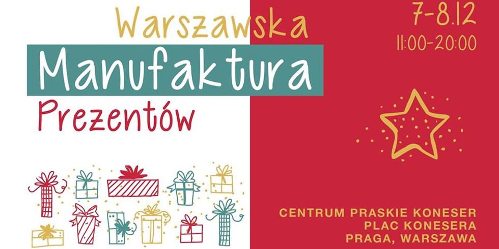 Targi - Warszawska Manufaktura Prezentów