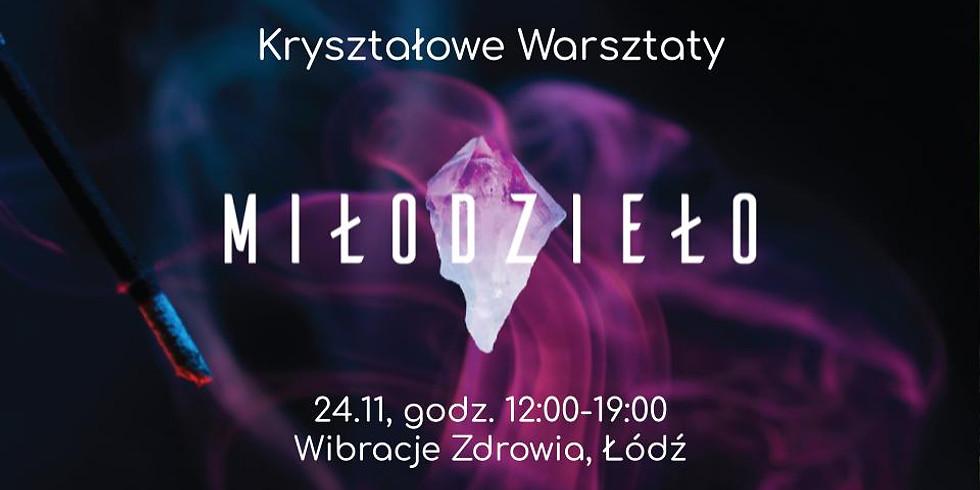 Kryształowe warsztaty - Łódź