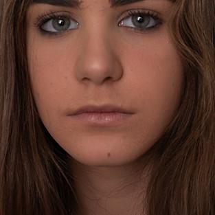 Sandra Beauty Shoot