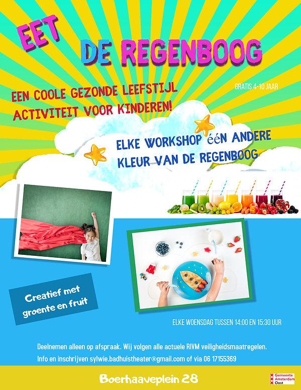 Copy of Kids Summer Camp Poster Flyer Te