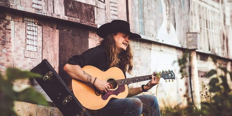 Tanner Sparks w/ Special Guest Brad Russell Band
