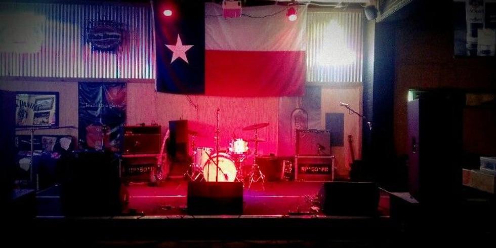 BRB @ Lone Star Bar - Midland, TX