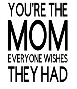 You're the MOM