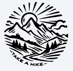Take a hike round