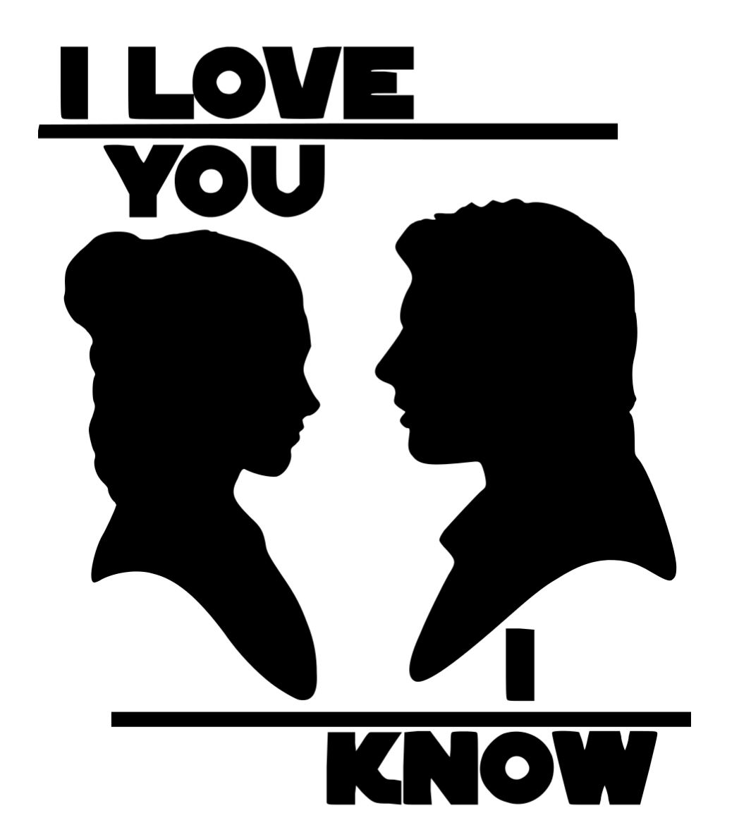 I love you, I know
