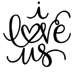 I love us 2