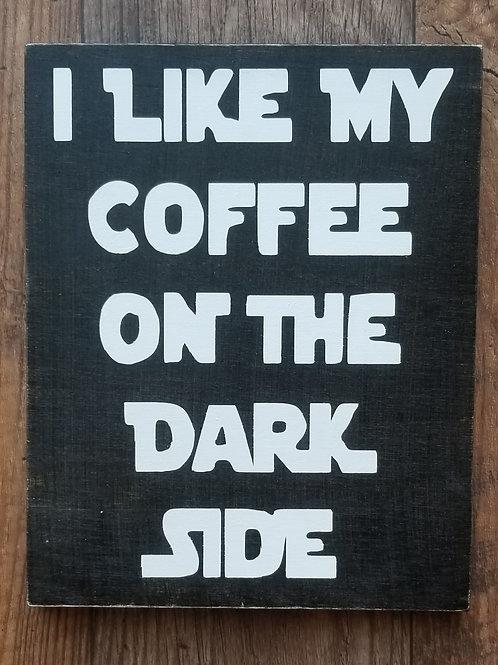 Coffee DarkSide