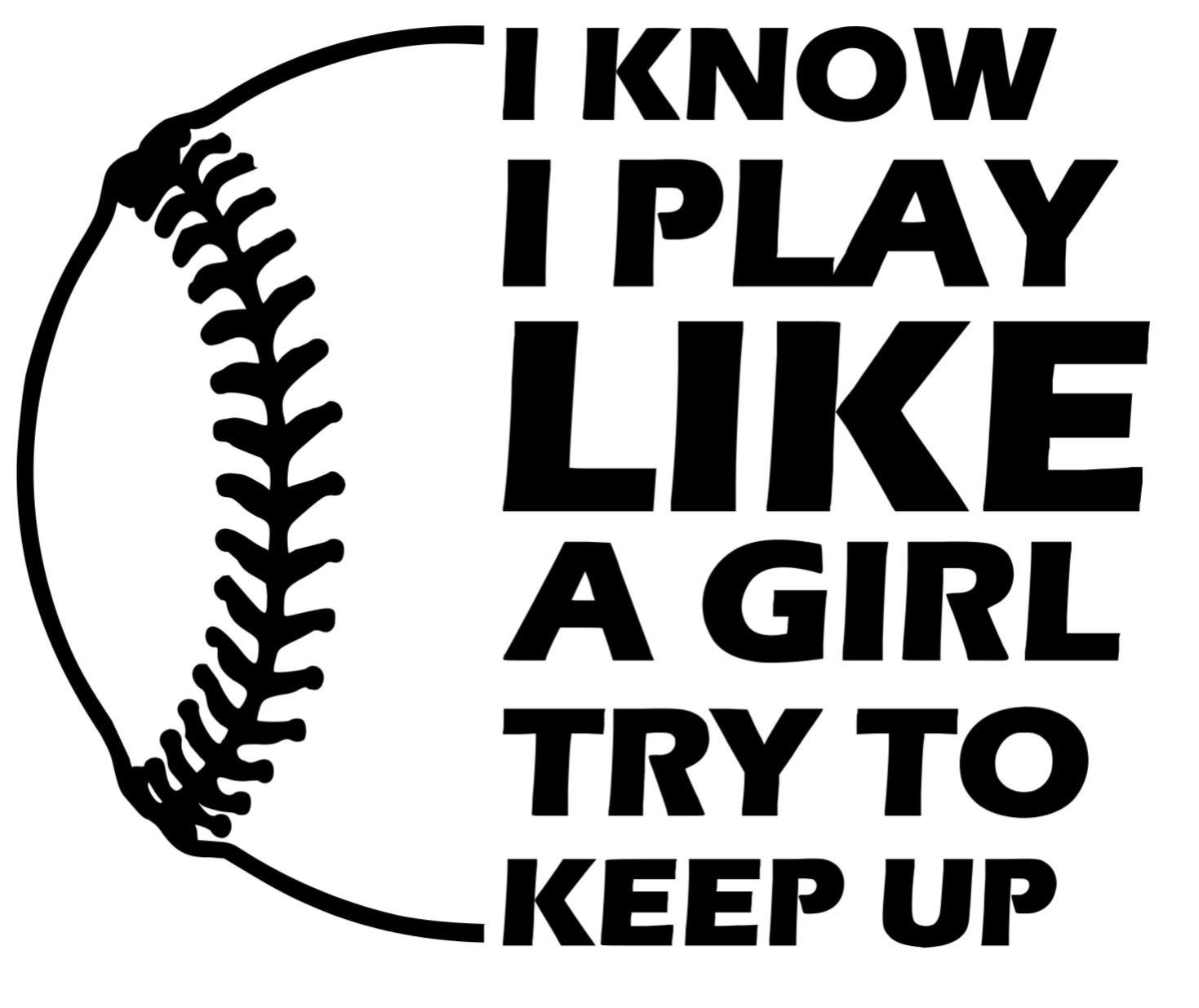 i KNOW SOFTBALL