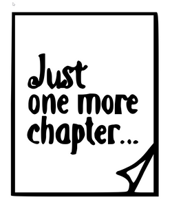 Just one more chapter 1