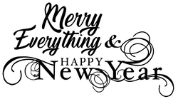 Merry Everything and Happy New Year