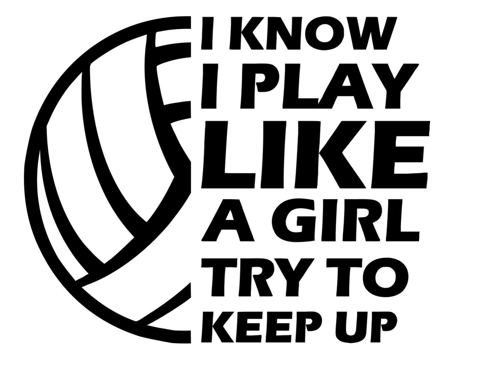 i KNOW Volleyball