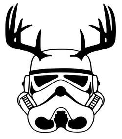 Stormtrooper Reindeer