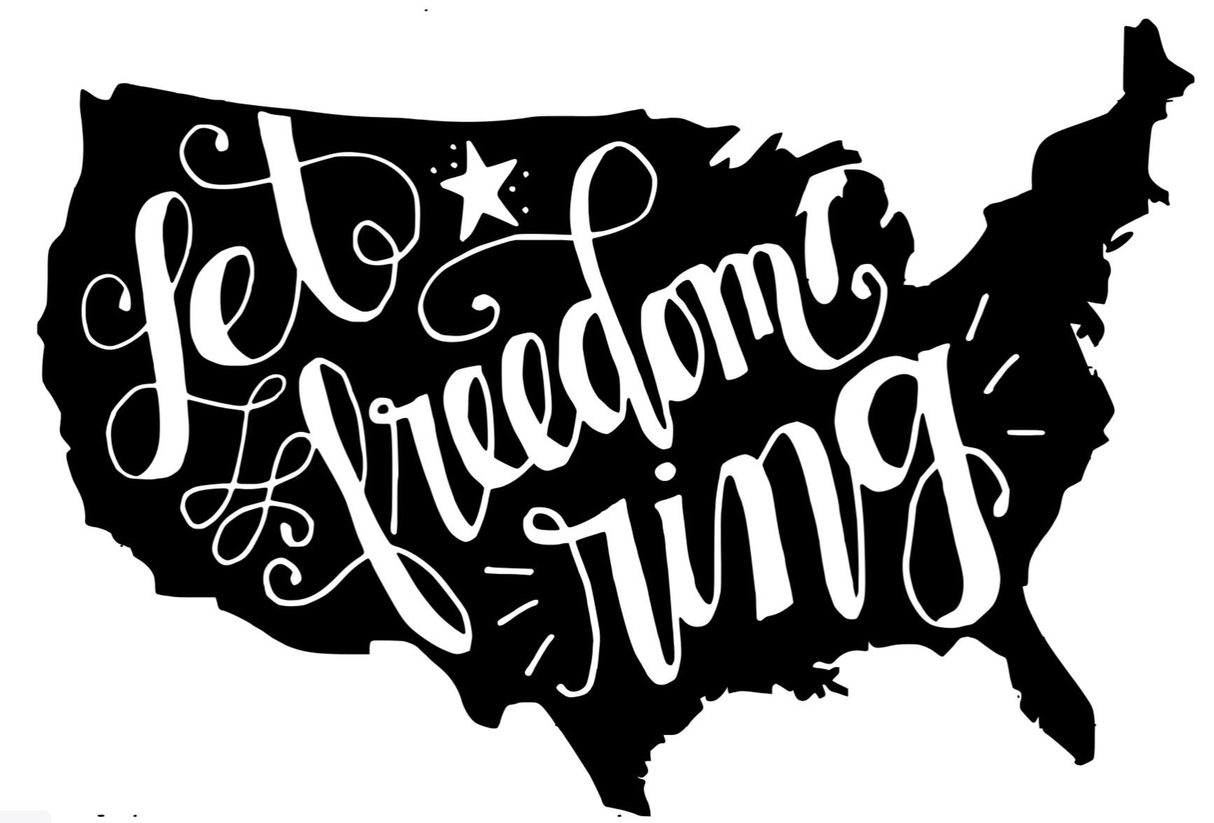 Let Freedom Ring-USA